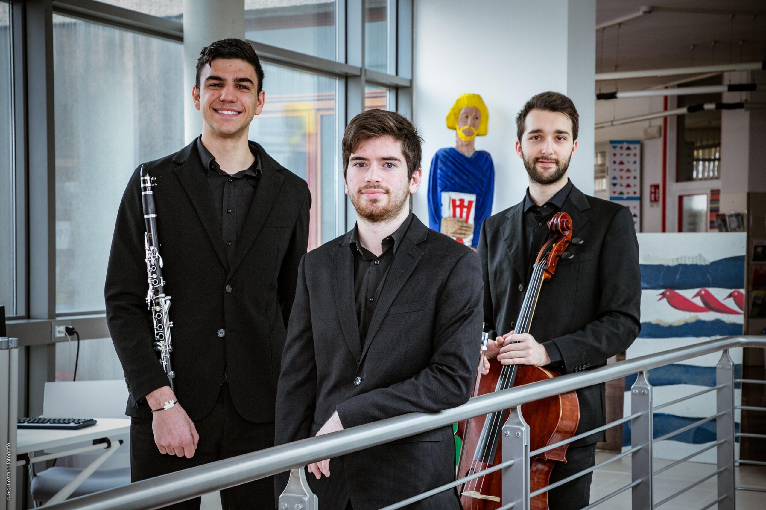 Lezione concerto del vincitore del Premio Musicainsieme Pordenone 2018