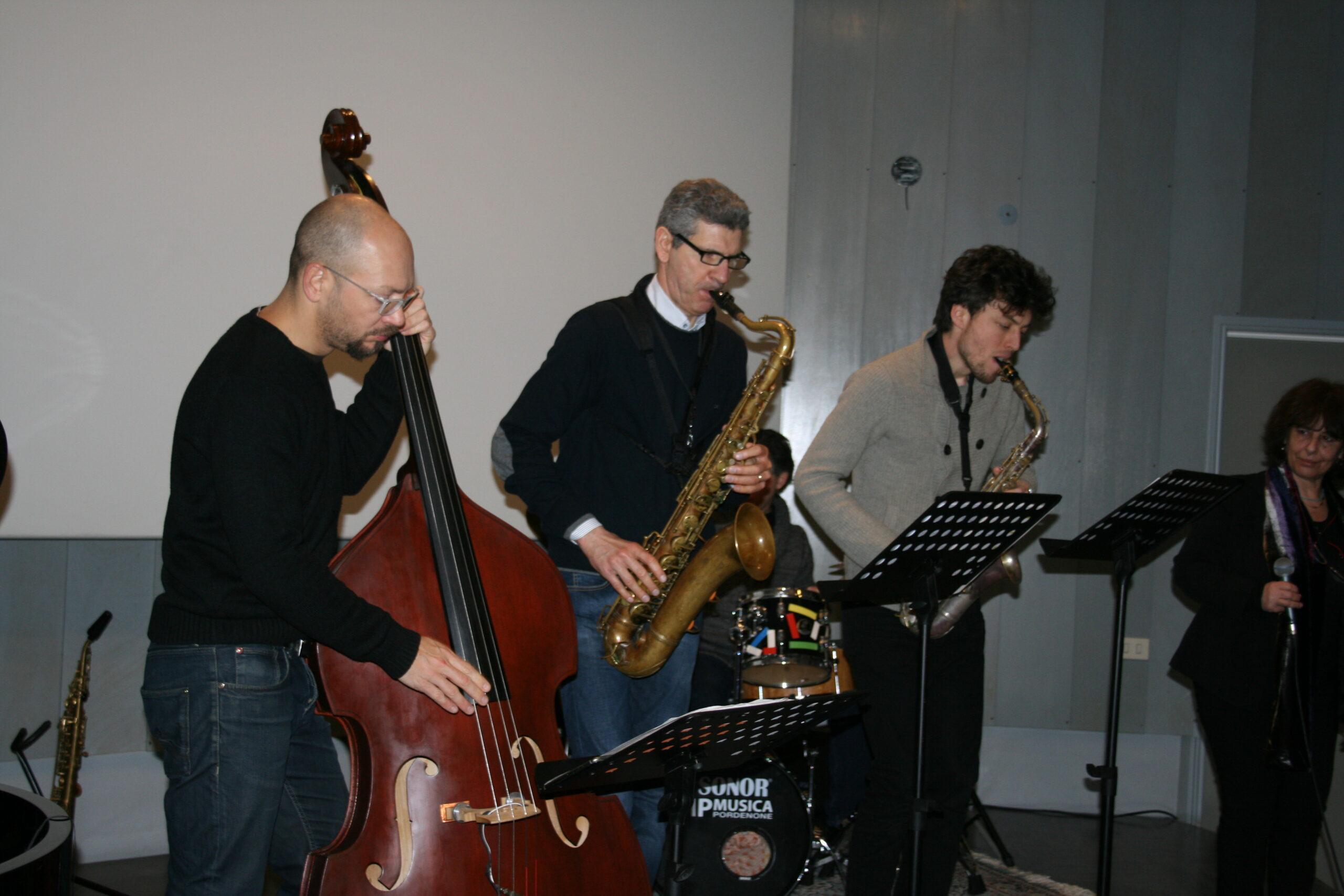 Jazz Ensemble del Conservatorio di Venezia